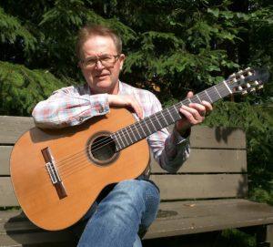 Freddy Kolseth - gitarlærer hos Muno.