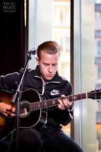 Hugo Risdal - gitarlærer hos Muno.
