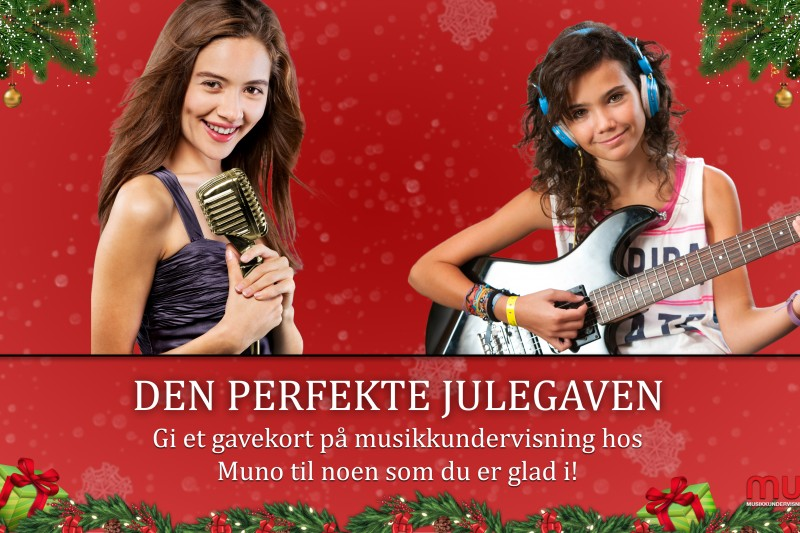 Den perfekte julegave