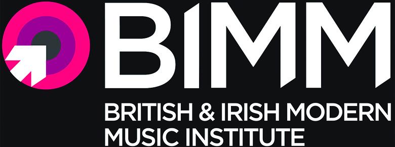 BIMM Logo Black