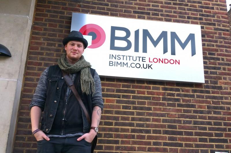 Drømmehverdagen på BIMM!