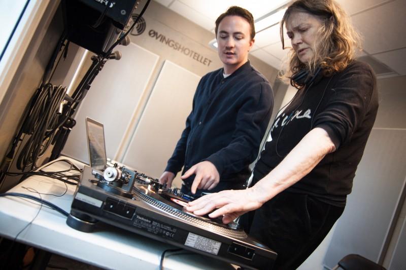 Kari (75) vil bli Oslos hotteste DJ