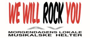We Will Rock you av morgendagens lokale musikalske helter