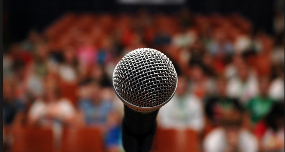 Beskyttet: Sceneskrekk; tips for å overkomme frykten