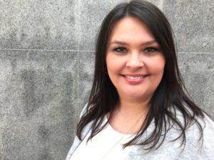 Erdna Vardardottir (Avdelingsleder)