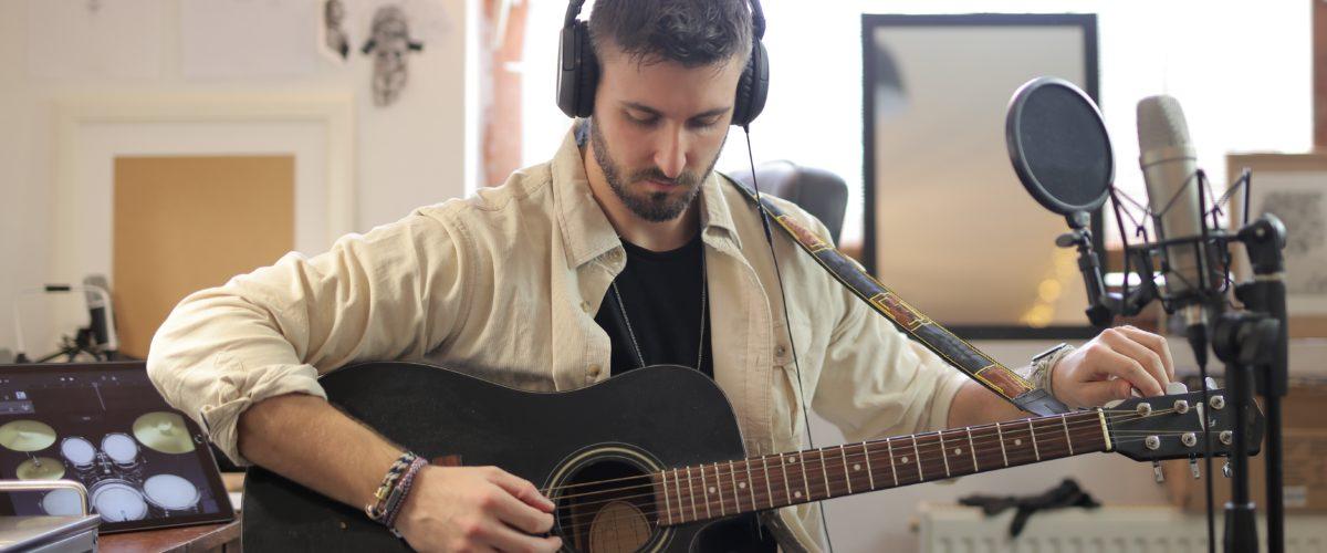 Gitar: Ressurser for fjernundervisning