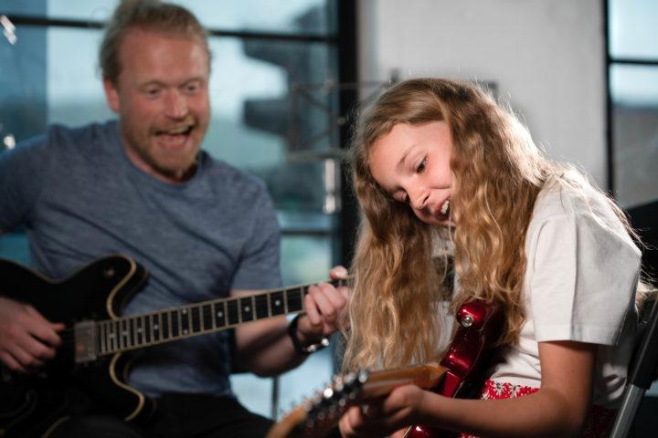 Ny musikkskole for moderne musikk i Tønsberg!