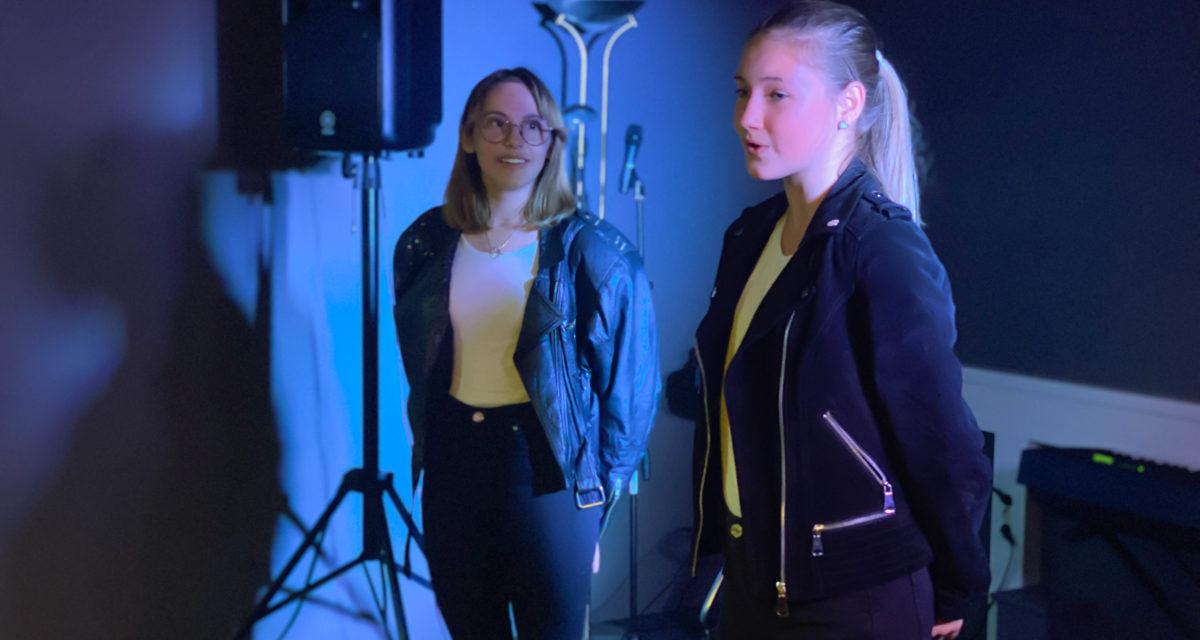 Et trygt sted å kunne uttrykke seg: Munos huskonsert i Lillestrøm