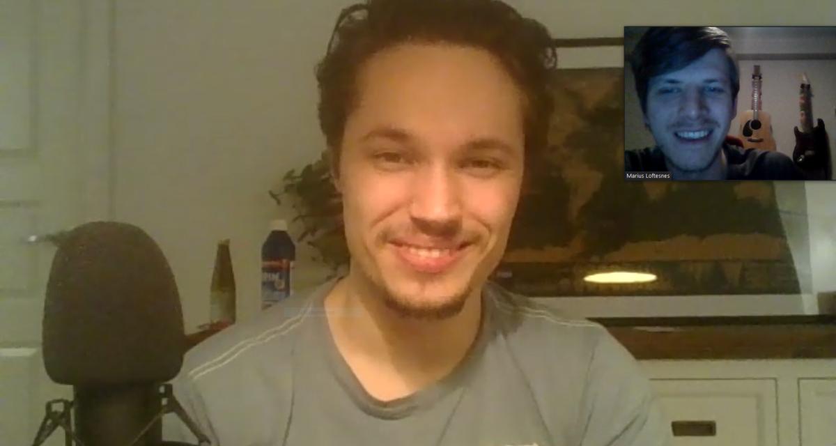 Sangelev fant stemmen sin med onlinetimer