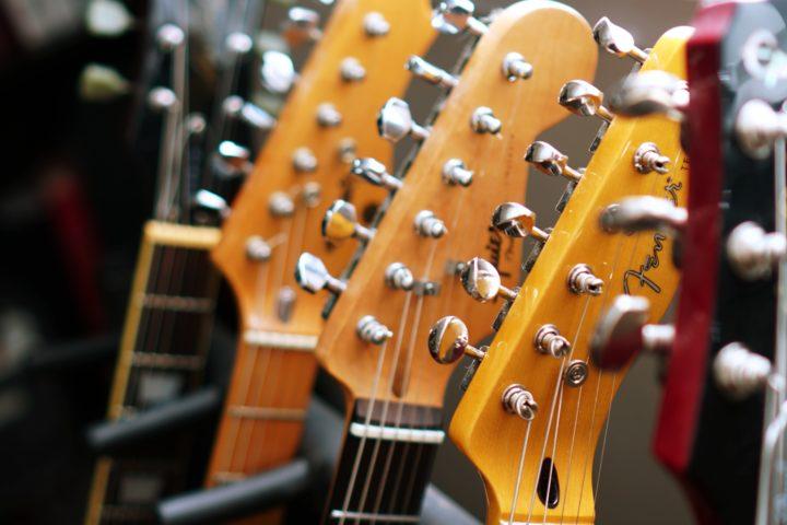 Ti tips til gitar-nybegynnere